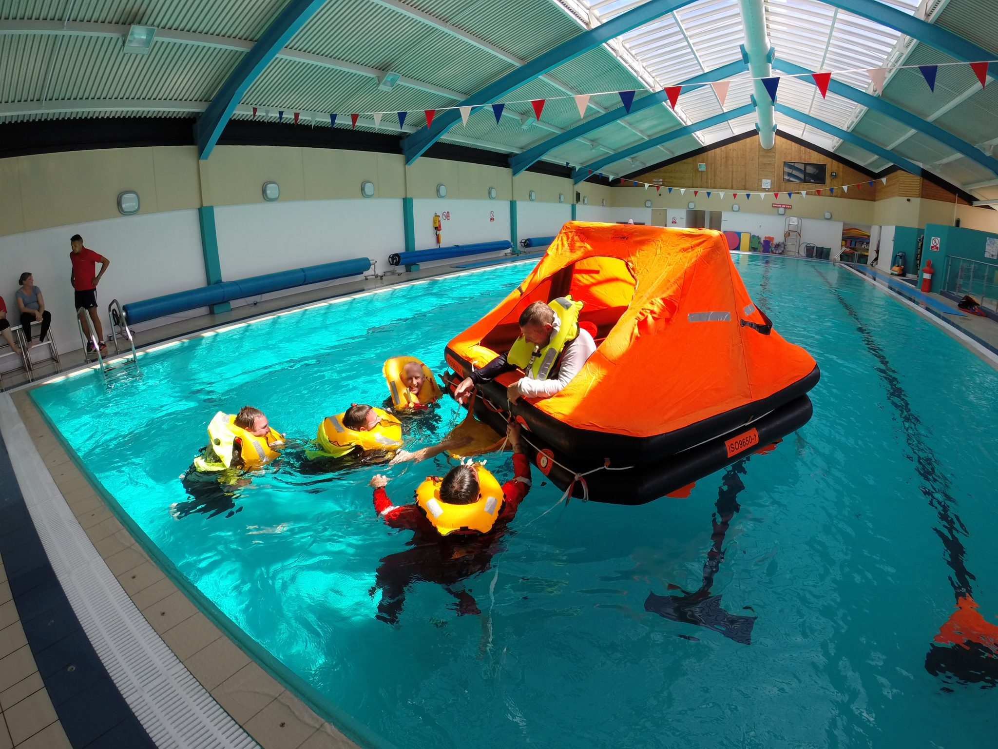 RYA MCA Sea Survival Course