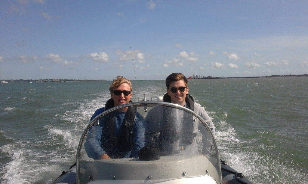 private powerboat training